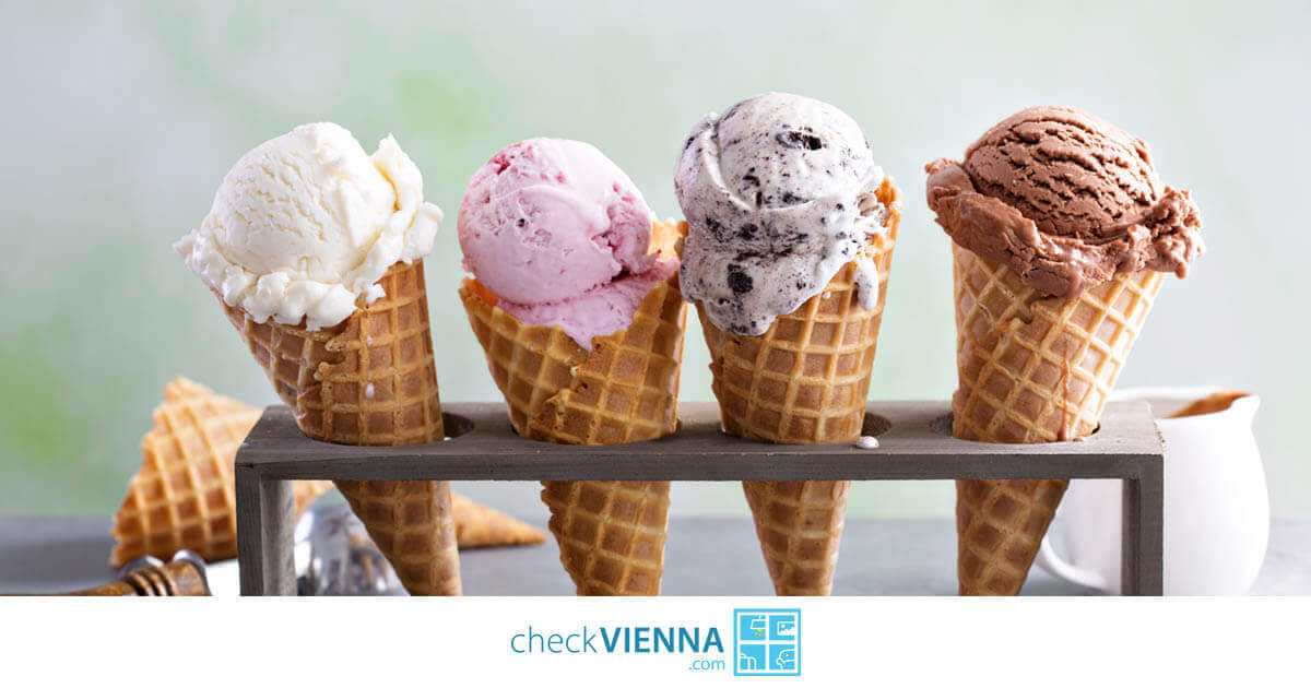 The Best Ice Cream In Vienna Tips For Your Holidays In Vienna